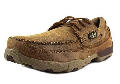 Twisted X Driving Moccasins MetGuard ST
