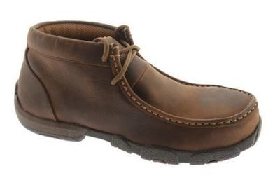 Ladies Twisted X Driving Moccasins ST