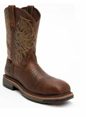 Ariat Workhog 11 Inch Wide Square Wellington CT