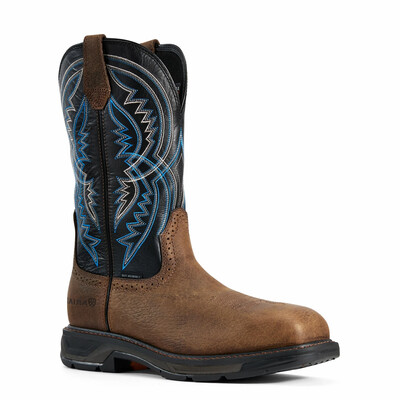 Ariat WorkHog XT Coil Wide Square Toe CT WB