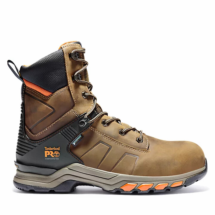 """TIMBERLAND PRO® HYPERCHARGE 8"""" CT WB"""