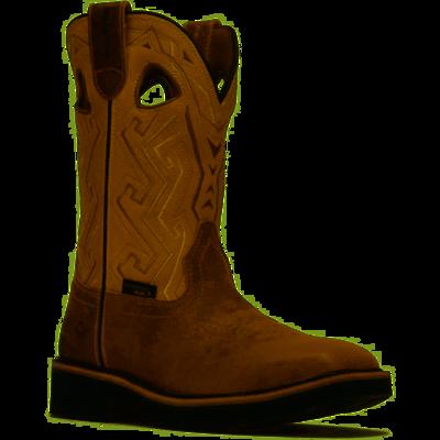 Wolverine Rancher Wellington Aztec Steel Toe Work Boot