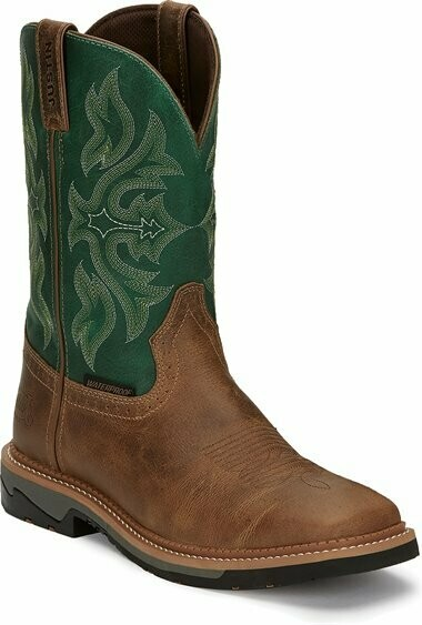 Justin Men's Original Work Boots 11