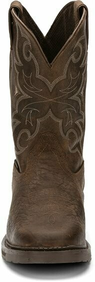 Justin Work Men's Stampede Water-Proof Western ST