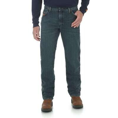 Men's Wrangler FR Advanced Comfort Regular Fit Boot Cut Jean