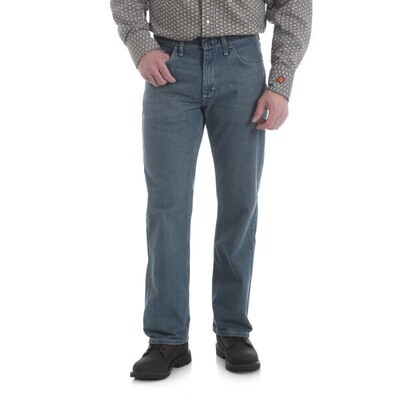 Men's Wrangler FR Cool Vantage Boot Cut Jeans
