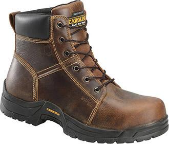 "Carolina Men's 6"" Steel Toe Waterproof Work Boot  CA2525"