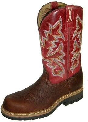 Twisted X Lite Cowboy Work Boot MLCC002