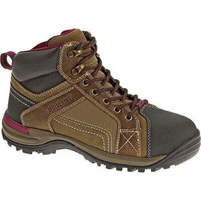 Ladies Wolverine Chisel Steel Toe Hiking Boot