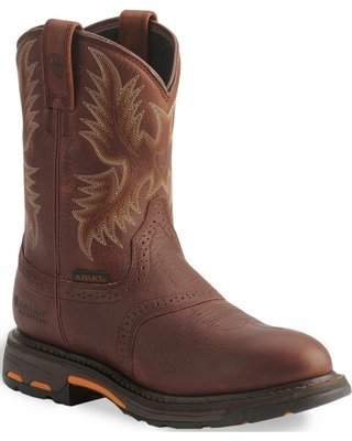 """Ariat 10"""" Workhog Pull-On CT WP"""