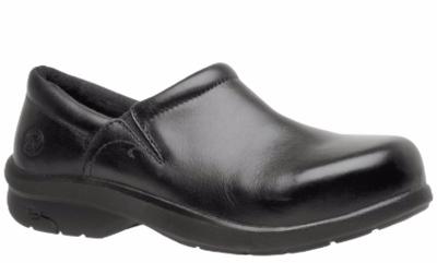 Ladies Timberland PRO Newbury Alloy Toe Slip On Work Shoe