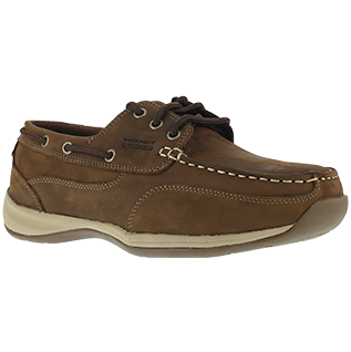 Ladie's ​Rockport Works Sailing Club Boat Shoe ST