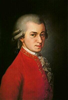 Lacrymosa (Mozart) - SATB Guide Tracks