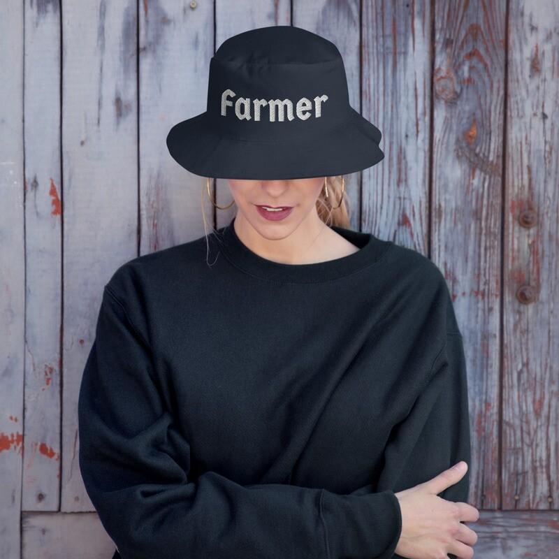 Farmer Bucket Hat
