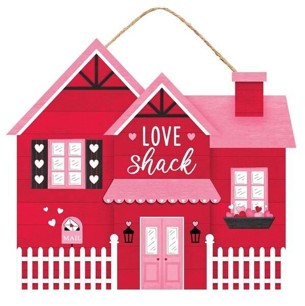 Love Shack House Sign