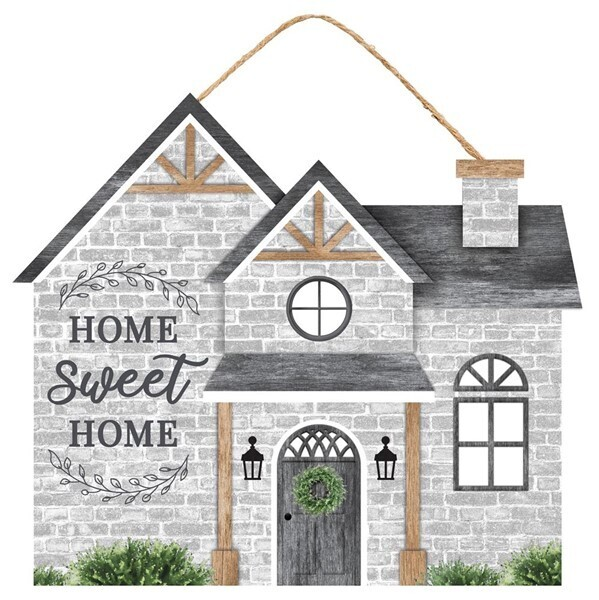 Home Sweet Home House Sign