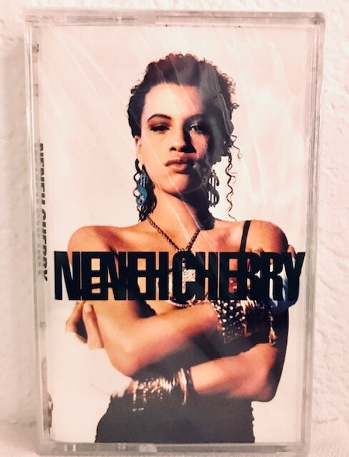 Neneh Cherry ~ Raw Like Sushi ~ Cassette Tape (Sealed) New