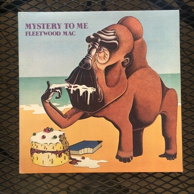 Fleetwood Mac ~ Mystery to Me ~ Vinyl LP (Original Pressing) (1973) Reprise Records. Excellent Shape (Used).