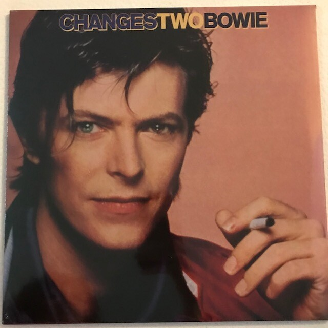 David Bowie ~ Changes Two ~ Vinyl LP (New) Sealed