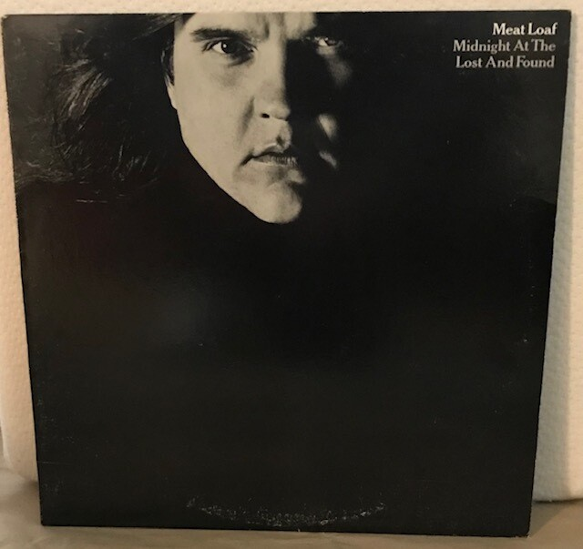Meat Loaf ~ Midnight At The Lost And Found ~ Vinyl LP (Used)