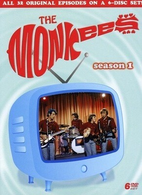 The Monkees ~ Season One 6 DVD Set (New) Sealed