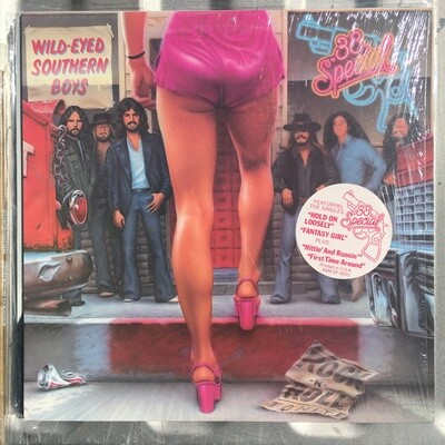 38 Special ~ Wild-Eyed Southern Boys ~ Vinyl LP (Original Pressing) 1980 A&M Records SP-4835 (Used) Excellent