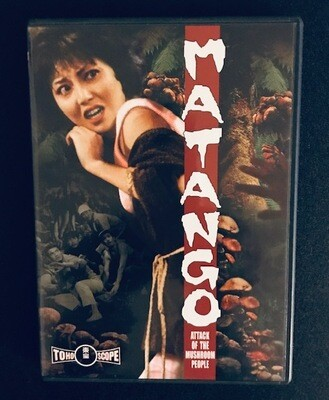 Matango ~ Attack Of The Mushroom People ~ DVD Video (Used) Rare ~ Toho - Scope