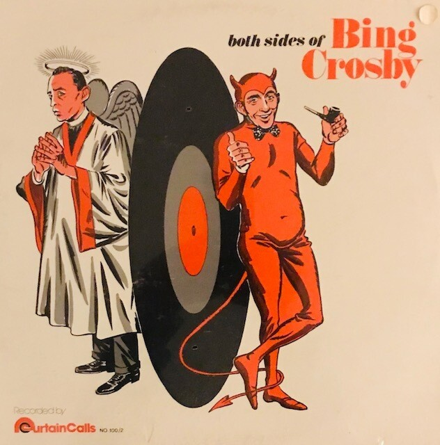 Both Sides Of Bing Crosby ~ Vinyl LP ~ Sealed Original Pressing