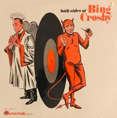 Both Sides Of Bing Crosby ~ Vinyl LP ~ Sealed Original Pressing