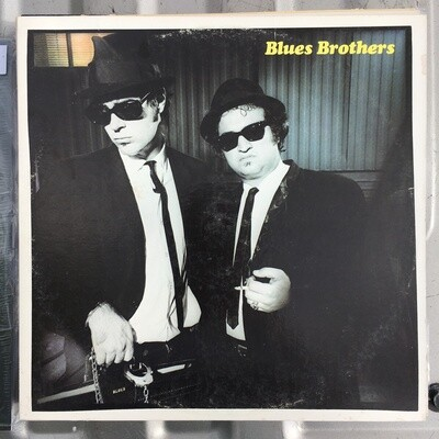 Blues Brothers ~ Briefcase Full Of Blues ~ (1978) USED Vinyl LP