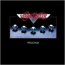 Aerosmith ~ Rocks ~ 180g Vinyl LP (New) Premium Pressing