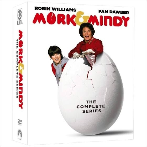 Mork & Mindy ~ The Complete Series ~ DVD Box Set (New) Sealed