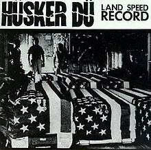 Husker DU ~ Land Speed Record ~ Vinyl LP (New)
