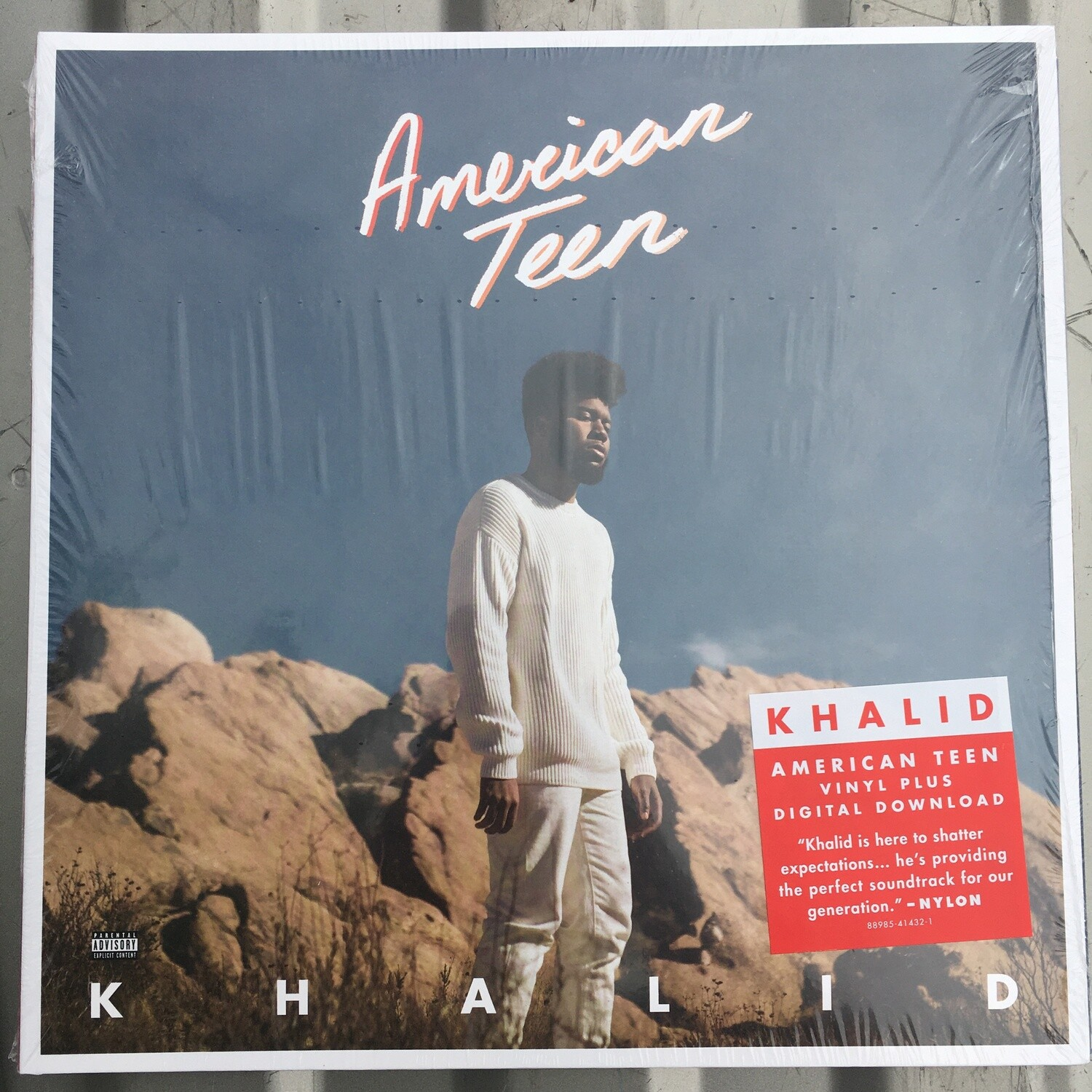 Khalid ~ American Teen ~ (NEW) (2X) Vinyl LP