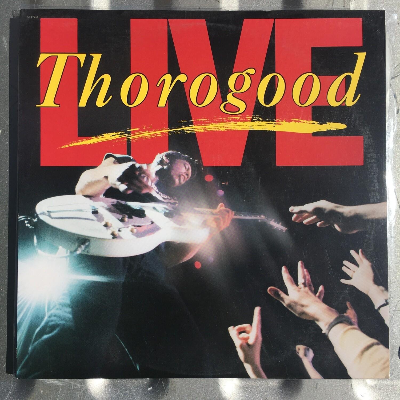 George Thorogood ~ Thorogood LIVE ~ (1986) Vinyl LP ~ Original Pressing