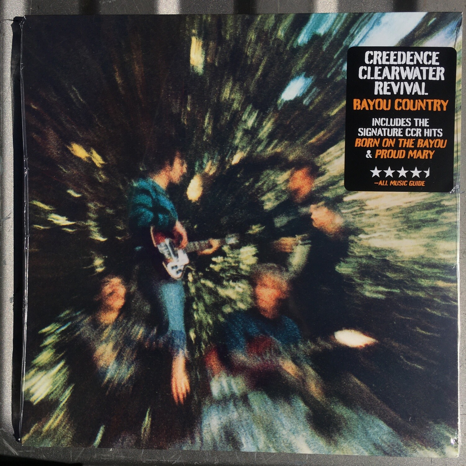Creedence Clearwater Revival ~ Bayou Country ~ (NEW) Vinyl LP