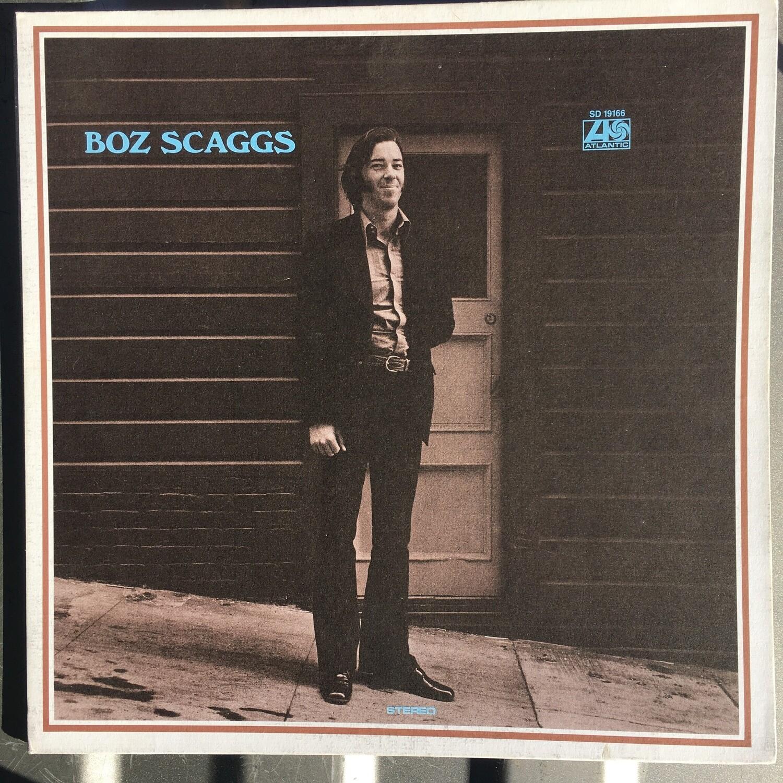 Boz Scaggs ~ Self Titled ~ (USED) Vinyl LP (VG+)