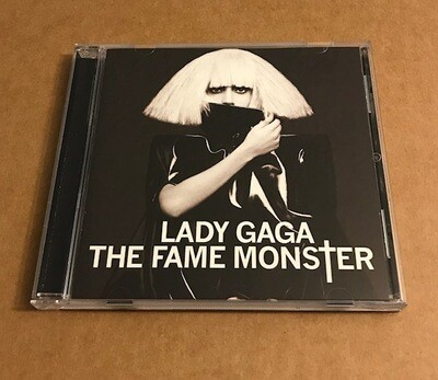 Lady Gaga ~ The Fame Monster ~ CD (Used) Near New
