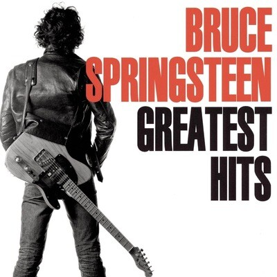 Bruce Springsteen ~ Greatest Hits ~ CD (New) Sealed ~ 18 Tracks ~ Promotional Copy