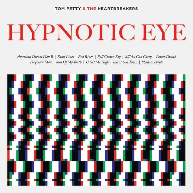 Tom Petty & The Heartbreakers ~ Hypnotic Eye ~ Vinyl LP (New) Factory Sealed
