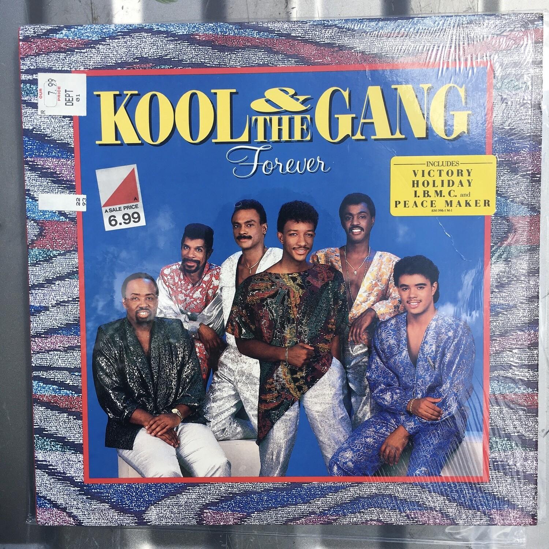 Kool & The Gang ~ Forever ~ (USED) Vinyl LP ~ (VG+)