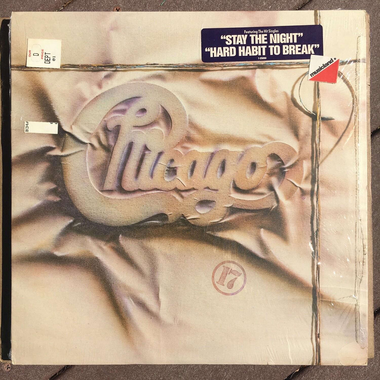 Chicago ~ 17 ~ (USED) Vinyl LP (VG+)