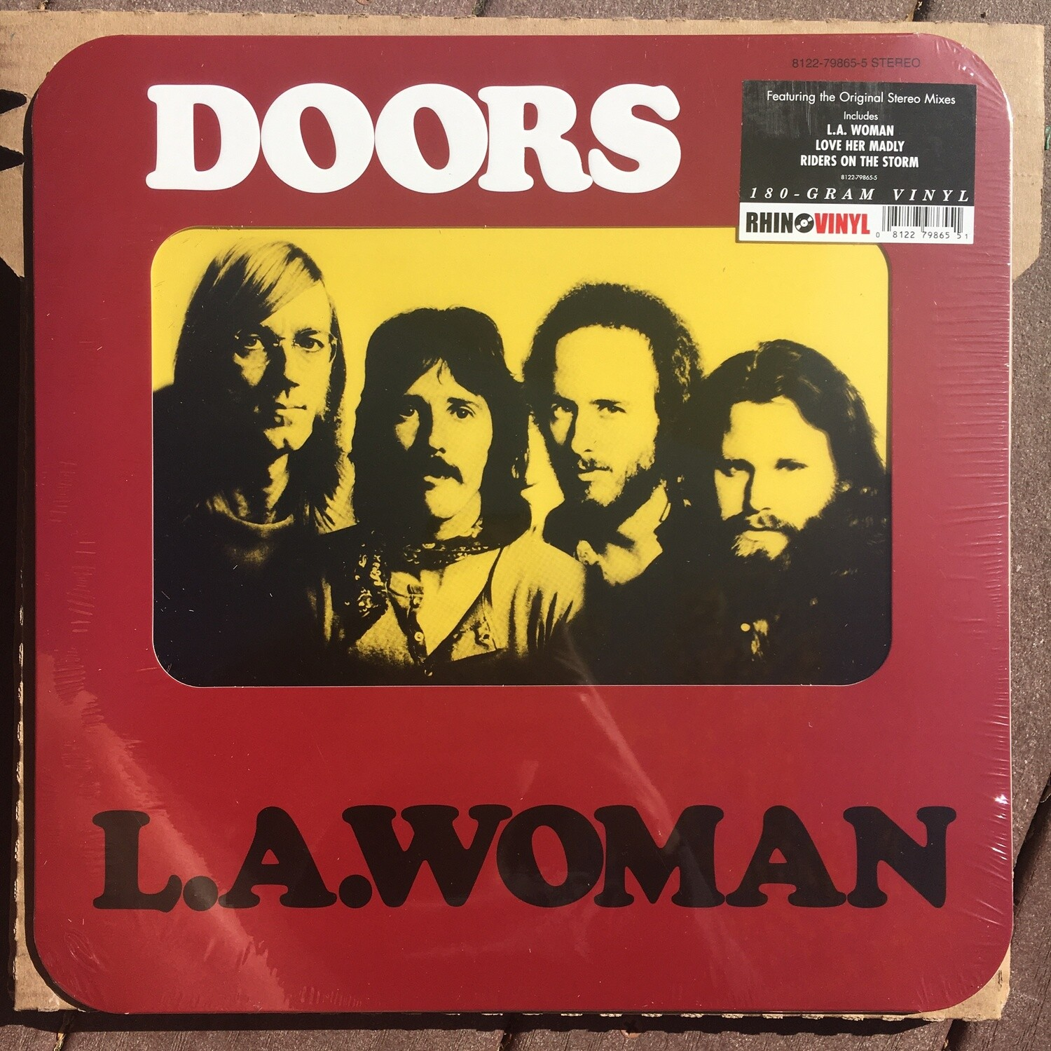 The Doors ~ L.A. Woman ~ (NEW) 180g Vinyl LP
