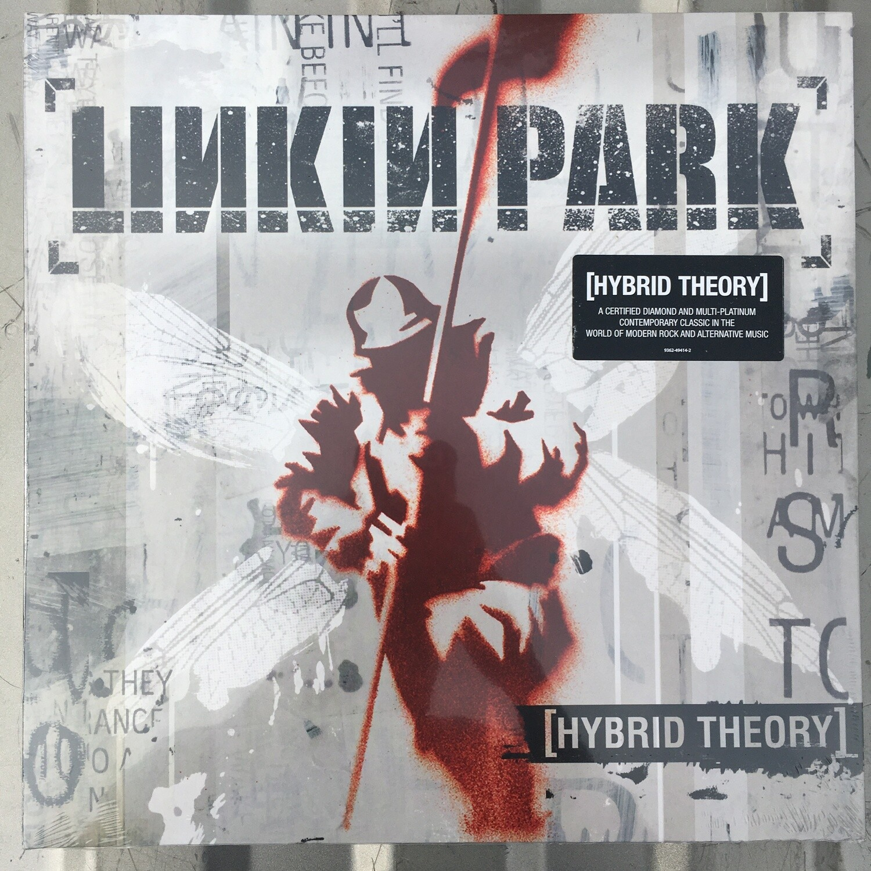 Linkin Park ~ Hybrid Theory ~ (NEW) Vinyl LP