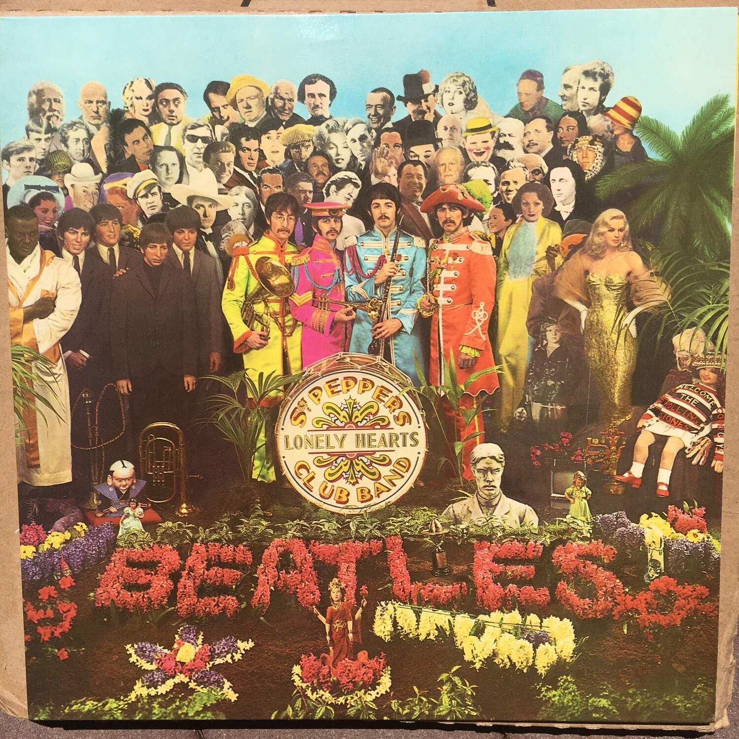 The Beatles ~ Sgt. Pepper's Lonely Hearts Club Band ~ (USED) Vinyl LP ~ (VG+)