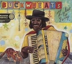 Buckwheat's Zydeco Party ~ CD ~ Deluxe Edition (Near New)