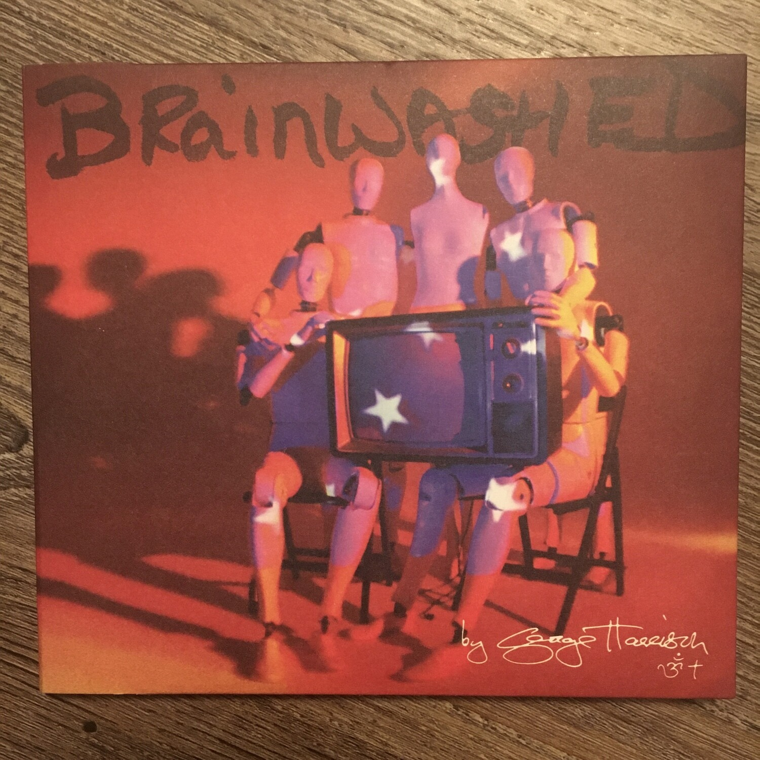 George Harrison ~ Brainwashed ~ (USED) CD (Like-New)