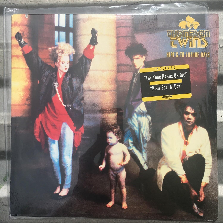 Thompson Twins ~ Here's To Future Days ~ (NEW) Vinyl LP ~ (1985) Original Pressing