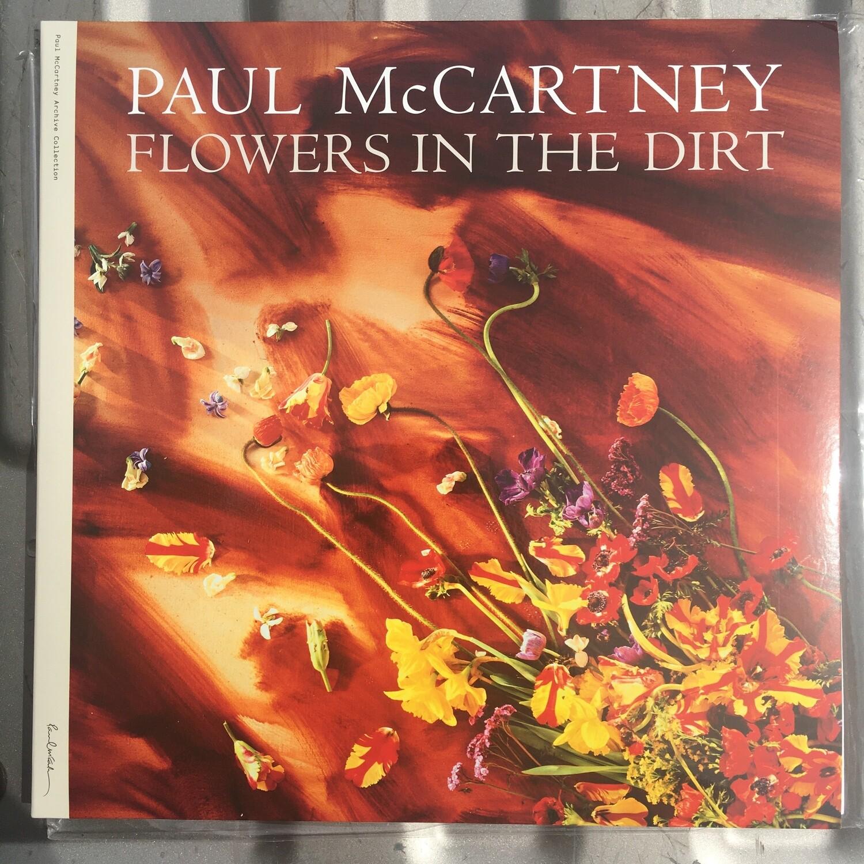 Paul McCartney ~ Flowers In The Dirt ~ (USED) 2X Vinyl LP ~ (2017) Reissue