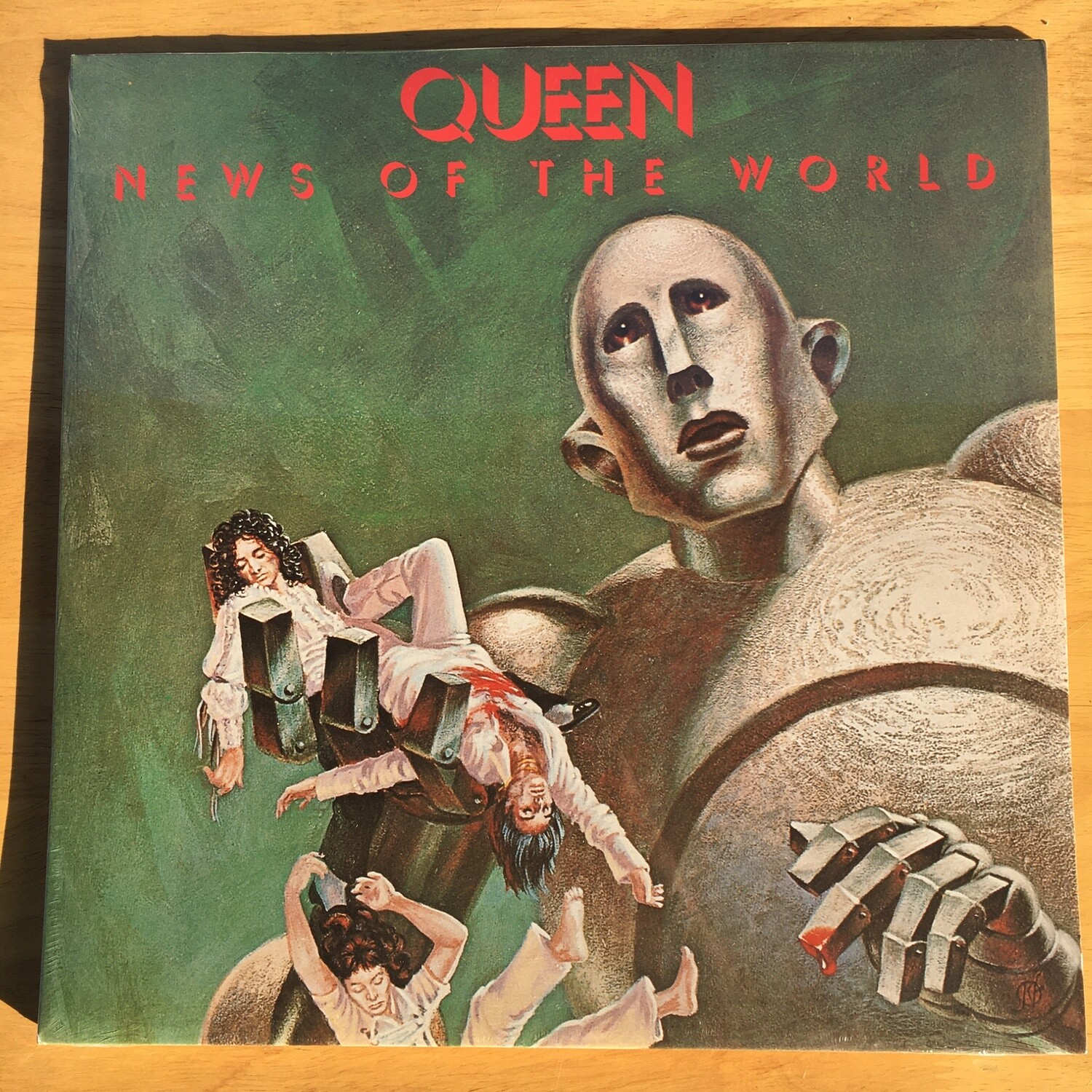 Queen ~ News Of The World ~ (NEW) Vinyl LP